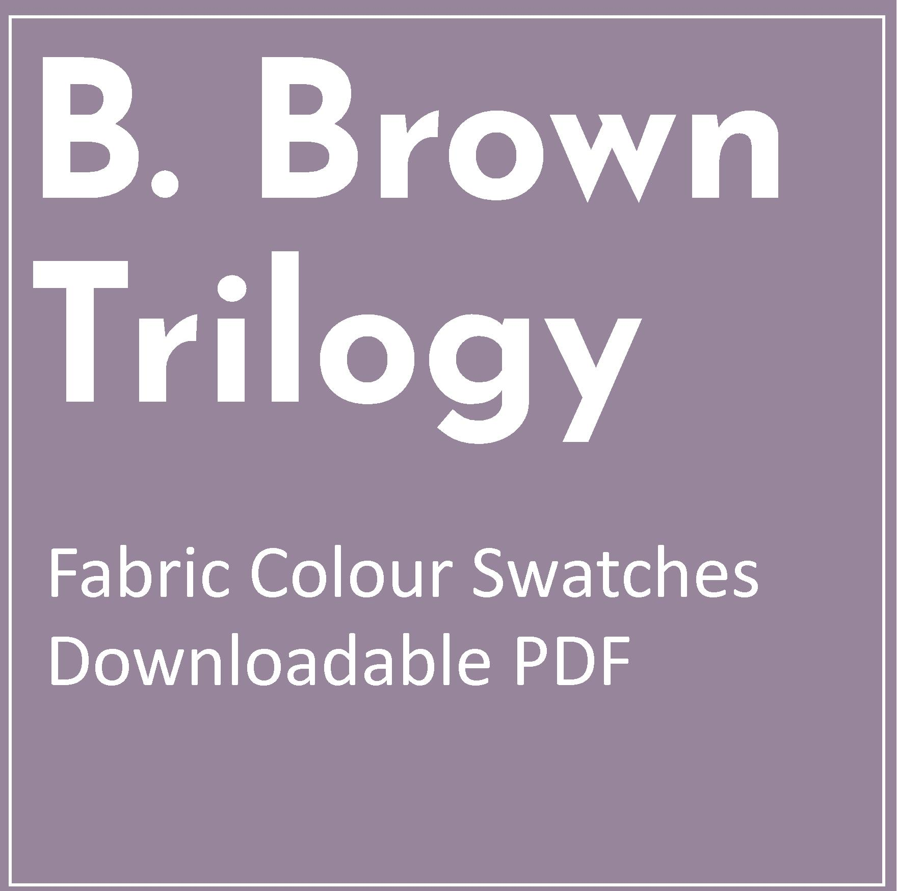 Fabric Swatch Card – Trilogy