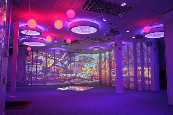 Sundeal created inspiring creative environments where you can share your work